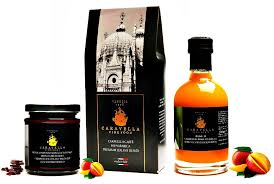 italian gifts caravella gourmet gift chocolate coffee mango directly