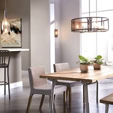 dining room lighting fixtures ideas drum stainless steel