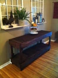 Side Table Buffet Diy Pallet Buffet Table 101 Pallets
