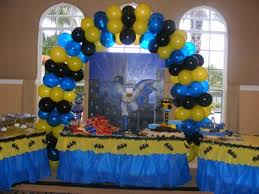 Batman Table Decorations 300 Best Georgie B Day Party Images On Pinterest Birthday Party