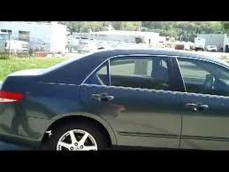 honda accord ex 2004 used 2004 honda accord ex l v6 for sale at honda cars of bellevue