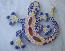 155 best gecko lizard mosaics images on lizards