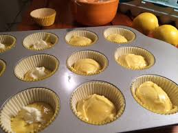 lemon muffins with cupcake wrapper template craft dictator