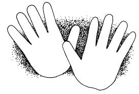 hands hand hygiene clipart kid clipartix
