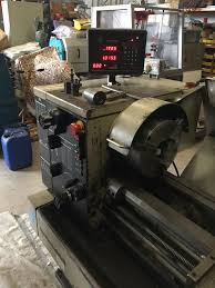 m400 x 40 gap bed lathe