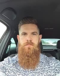 spencer dye full thick beard mustache bearded man men mens
