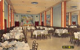 brooklyn new york interior view dining room rivoli restaurant