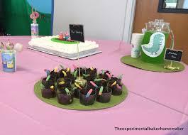 diy peppa pig themed birthday party u2013 the experimental baker homemaker