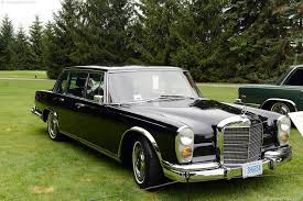 600 mercedes for sale auction results and data for 1969 mercedes 600 kruse