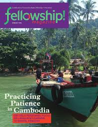 fellowship magazine june july 2016 by cooperative baptist