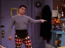 Stretchy Pants Meme - stove top creates joey tribiani s thanksgiving pants daily mail online
