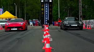 porsche ferrari can a 650 hp porsche 911 turbo s beat a ferrari f12berlinetta in a