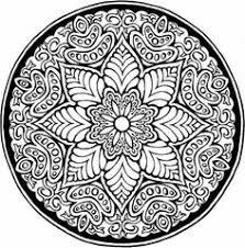 sunflower mandala coloring pages 3 flower mandala coloring sheet