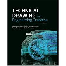 technical drawing with engineering graphics 15th edition pdf