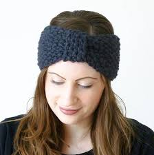 knitted headbands easily knit headband for yourself the knit box