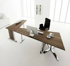 Designer Office Desks Charming Contemporary Office Desks For Your Home Interior Redesign