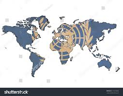 World Map Country Flags Fileunited Nations Member Countries World Map Png In Un World Map