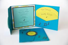 Pocket Invitation Cards Kindly R S V P Designs U0027 Blog Music Themed Bat Mitzvah Pocket