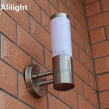 Stainless Steel Outdoor Lighting Fixtures Compare Prices On Fitting Outdoor Lights Online Shopping Buy Low