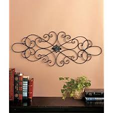 Metal Wall Decoration Amazon Com 30 Inch Wall Art Style 197 Home U0026 Kitchen