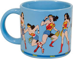 Top Coffee Mugs Wonder Woman Coffee Mugs Top 10 Novelty Gift Ideas For Dc Comics Fans