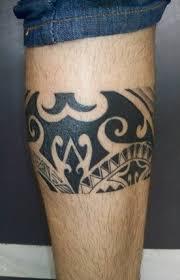 tattoo tribal na perna masculina maori na canela 16tattoo s blog