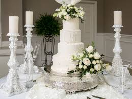 wedding cake table ideas ways to decorate wedding cake table jpg