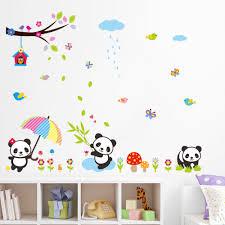 Stickers Chambre Bebe Arbre by Vente En Gros Chambre De B U0026eacute B U0026eacute Stickers Muraux Arbres