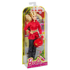Firefighter Boots Information by Barbie Careers Firefighter Doll Walmart Com