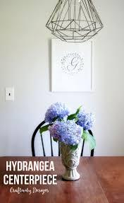 Hydrangea Centerpiece Hydrangea Centerpiece A Free Printable U2013 Craftivity Designs