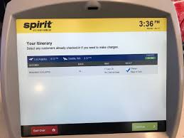 spirit baggage fees review spirit airlines booking u0026 check in process one mile at a