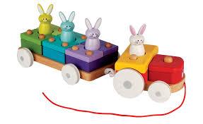 tracteur en bois ekobutiks l butik play jouets en bois l jouets écologiques
