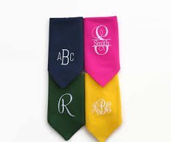 monogrammed cloth napkines stitched by beverly llc
