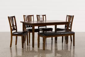 chris madden dining room furniture madden 6 piece dining set living spaces