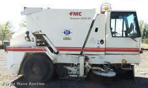 1989 fmc vanguard v3000sp street sweeper item da9815 sol