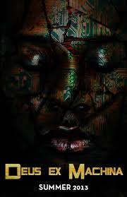 movie poster project deus ex machina design disease