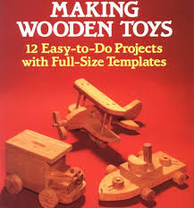 Making Wooden Toy Trucks by Wooden Toy Making Book Toolmonger
