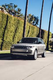 land rover nepal now meet the luxurious 2018 range rover svautobiography