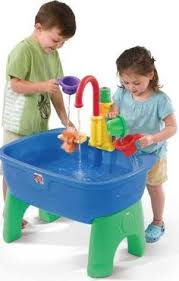 Backyard Toddler Toys 8 Backyard Must Haves For Toddlers Toddler Water Table Backyard