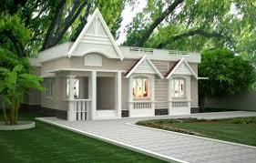 Single Story House Design Exterior House Designs Single Storey House Interior