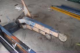 nussbaum 7 000 lb two post auto lift item a4106 sold se