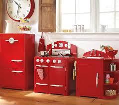 Pottery Barn Pro Chef Play Kitchen Play Kitchens For Every Child U0026 Budget Retro Kitchens Kitchen