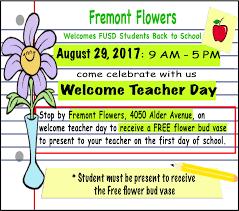 fremont flowers fremont education foundation