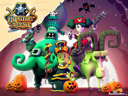 halloween island dragon city plunder pirates halloween update adds new map and more