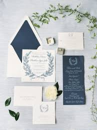 Vera Wang Wedding Invitations Invitations Wedding Inspiration Style Me Pretty