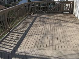 castle grey behr deck solid stain cape cod gray backyard