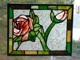 painting on glass windows custom stained glass custommade com
