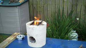 rocket stove test boiling water youtube