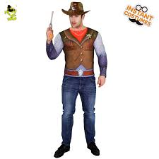 Mens Cowboy Halloween Costume Mens Cowboy Costume Promotion Shop Promotional Mens Cowboy