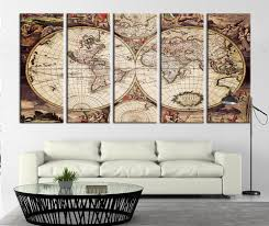 world map home decor latest pink world map with world map home